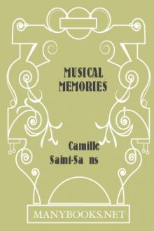 Musical Memories by Camille Saint-Saëns