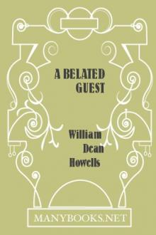 A Belated Guest by William Dean Howells