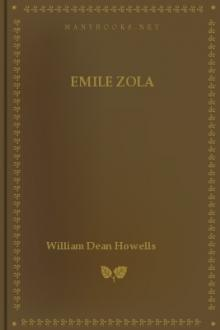 Emile Zola by William Dean Howells