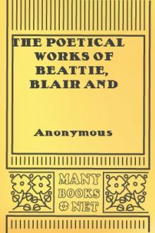 The Poetical Works of Beattie, Blair and Falconer by Unknown