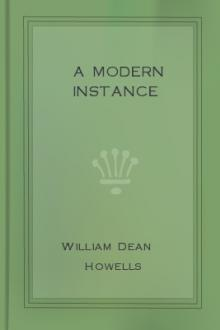 A Modern Instance by William Dean Howells