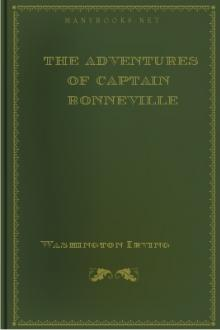 The Adventures of Captain Bonneville by Washington Irving, Benjamin Louis Eulalie de Bonneville