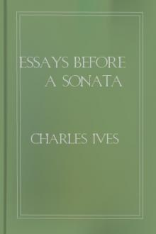 Essays Before a Sonata by Charles Ives