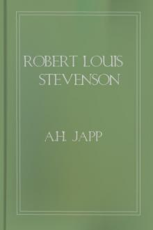 Robert Louis Stevenson by A. H. Japp