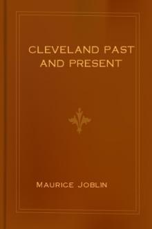 Cleveland Past and Present by Maurice Joblin