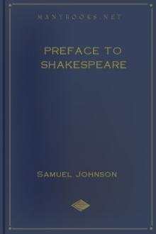 Preface to Shakespeare by Samuel Johnson