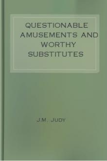 Questionable Amusements and Worthy Substitutes