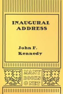 Inaugural Address by John F. Kennedy