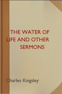 the water of life and other sermons kingsley charles
