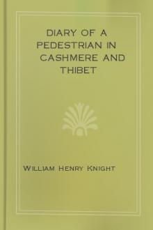 Diary of a Pedestrian In Cashmere and Thibet by William Henry Knight