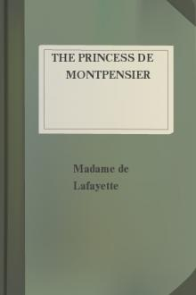 The Princess de Montpensier by Madame de Lafayette