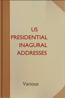 US Presidential Inagural Addresses by Various Authors