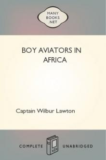 Boy Aviators in Africa by Captain Wilbur Lawton
