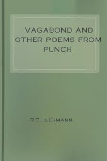 Vagabond and Other Poems from Punch  by R. C. Lehmann