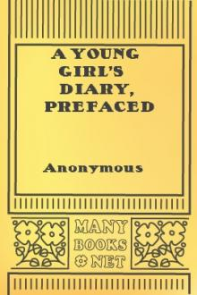 A Young Girl's Diary, Prefaced with a Letter by Sigmund Freud by Unknown
