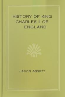 History of King Charles II of England by Jacob Abbott