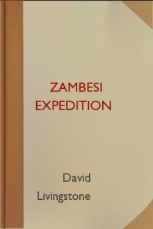 Zambesi Expedition by David Livingstone