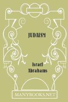 Judaism by Israel Abrahams