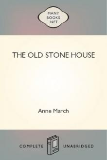 The Old Stone House by Constance Fenimore Woolson