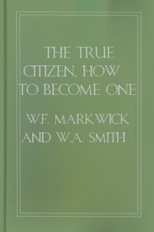The True Citizen, How To Become One