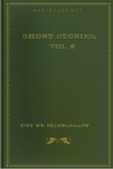 Short Stories, vol 2 by Guy de Maupassant