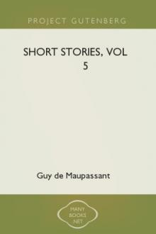Short Stories, vol 5 by Guy de Maupassant