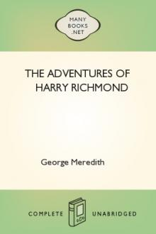The Adventures of Harry Richmond by George Meredith