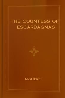 The Countess of Escarbagnas by Molière