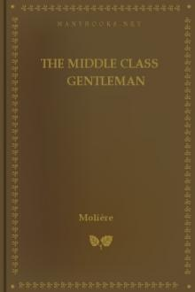 The Middle Class Gentleman by Molière