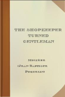 The Shopkeeper Turned Gentleman by Molière