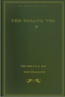 The Essays, vol 2 by Michel de Montaigne