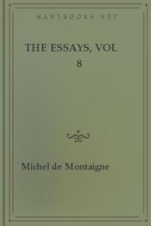 The Essays, vol 8