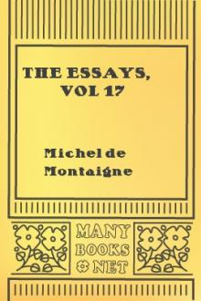The Essays, vol 17