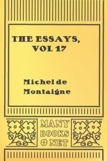 The Essays, vol 17
