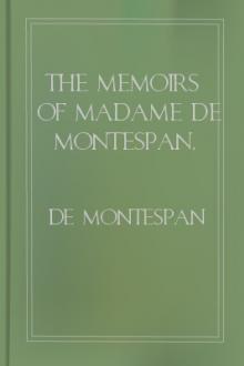 The Memoirs of Madame de Montespan, vol 7