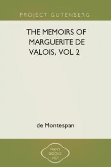 The Memoirs of Marguerite de Valois, vol 2