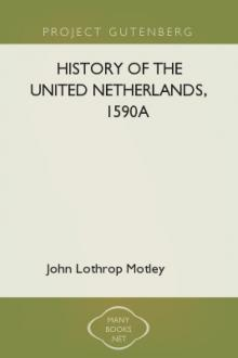History of the United Netherlands, 1590a