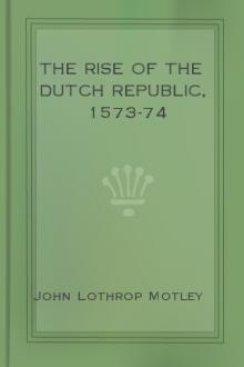 The Rise of the Dutch Republic, 1573-74