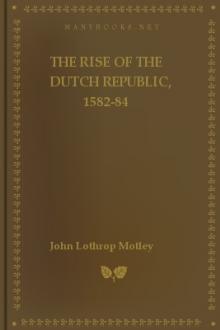 The Rise of the Dutch Republic, 1582-84