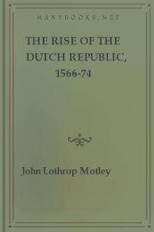 The Rise of the Dutch Republic, 1566-74