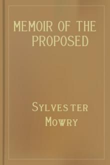 Memoir of the Proposed Territory of Arizona