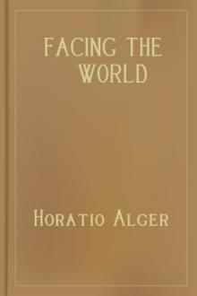 Facing the World by Horatio Alger Jr.