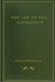The Art of the Exposition by Eugen Neuhaus