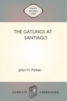 The Gatlings at Santiago by John H. Parker