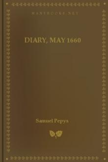 Diary, May 1660 by Samuel Pepys