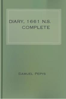 Diary, 1661 N.S. Complete