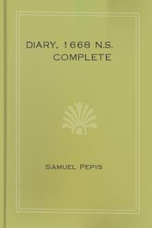 Diary, 1668 N.S. Complete