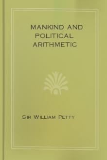 Mankind and Political Arithmetic