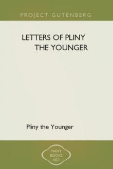 Letters of Pliny the Younger by Pliny the Younger