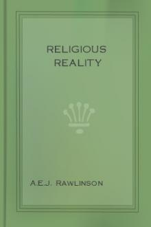 Religious Reality by A. E. J. Rawlinson